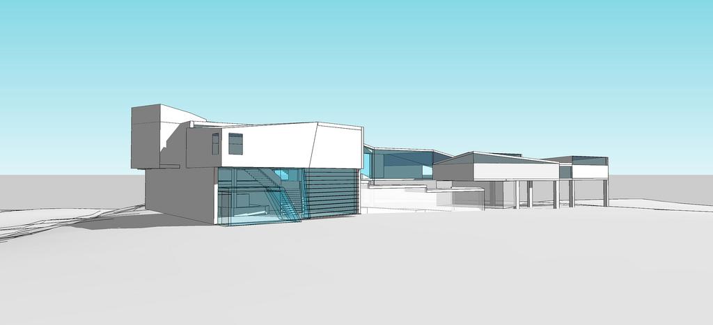 Architectural model rendered in Google's SketchUp. Source: FHKE/Flickr.com