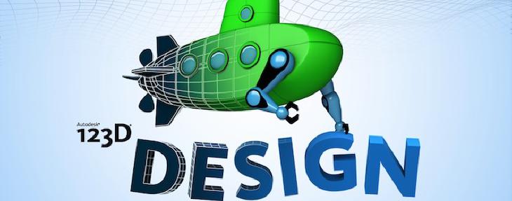 123D Design. Source: Autodesk