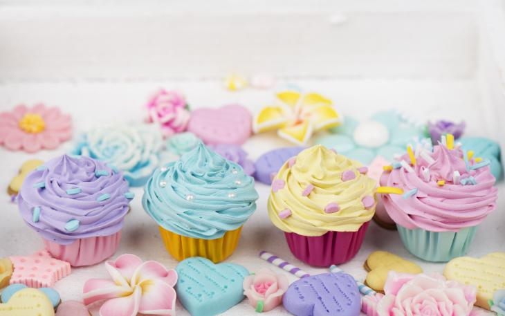 Cupcakes. Source: Prezoom.nl/Shutterstock.com