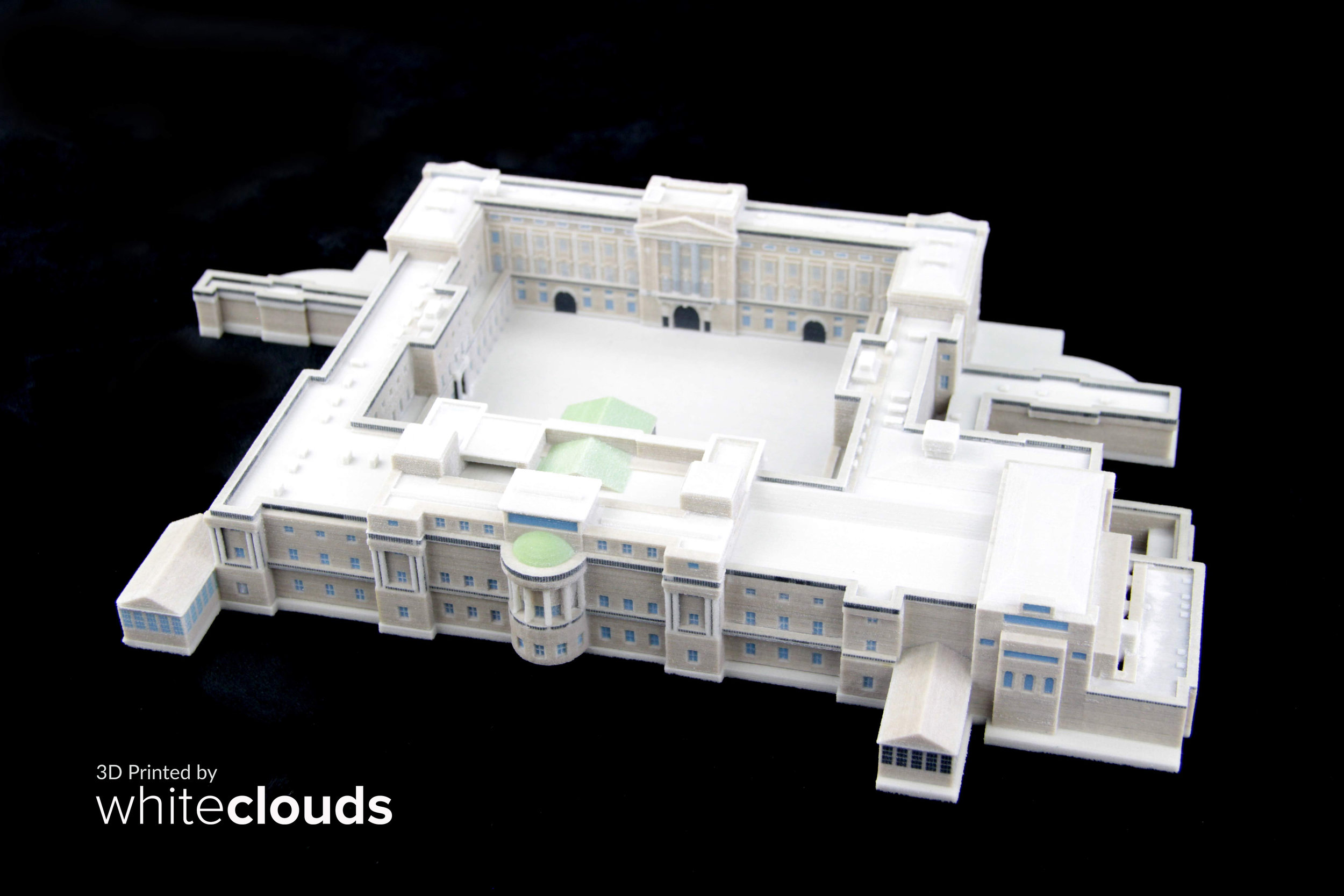 3D-Printed-WhiteClouds-Palace-Architectural-Buckingham-Palace-1.jpg