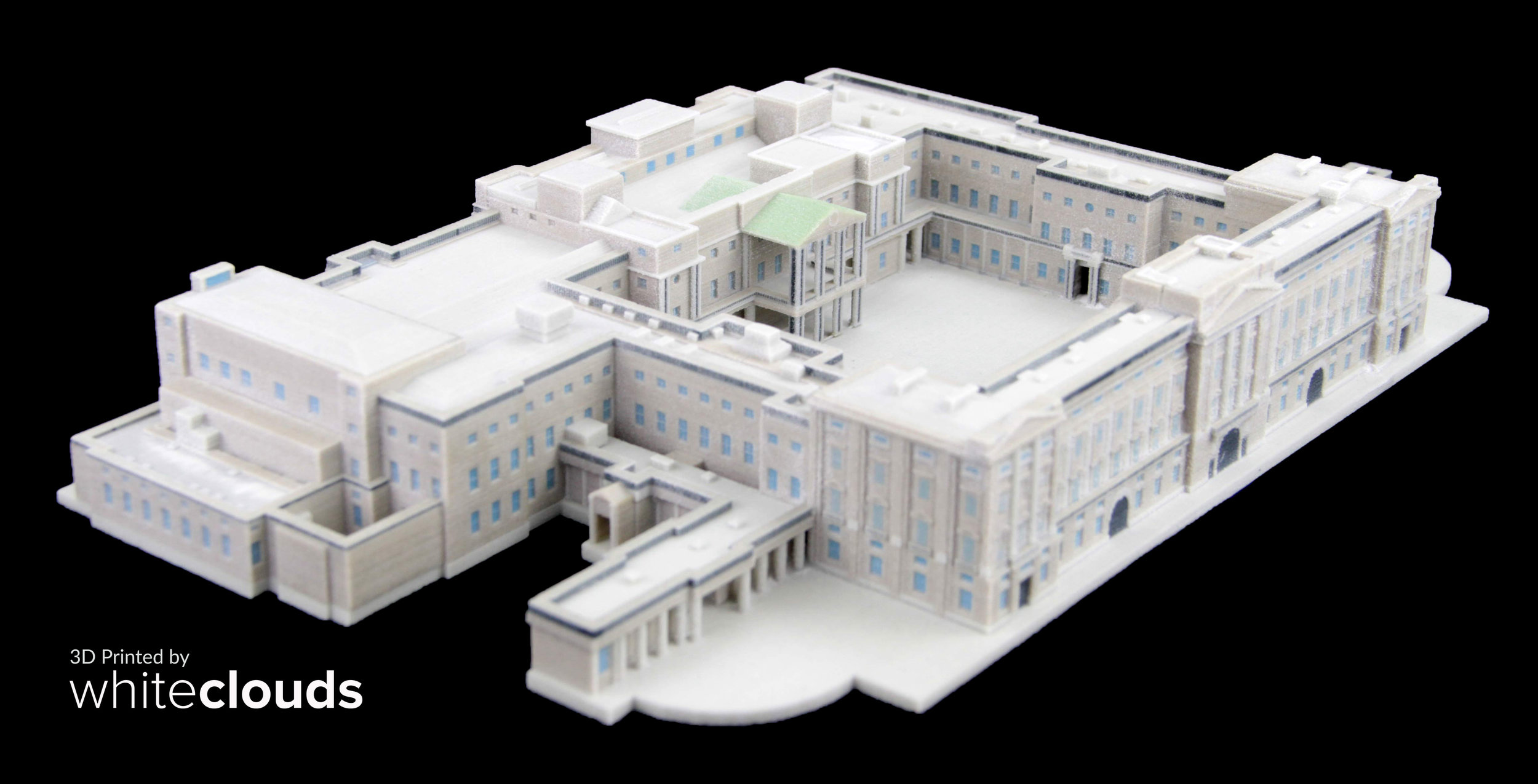 3D-Printed-WhiteClouds-Palace-Architectural-Buckingham-Palace-4.jpg
