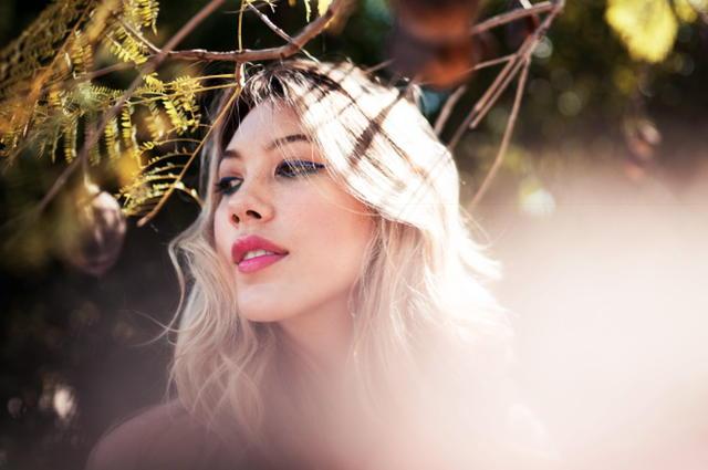Photographer: Allegra Messina  Model: Natalie Zucchero