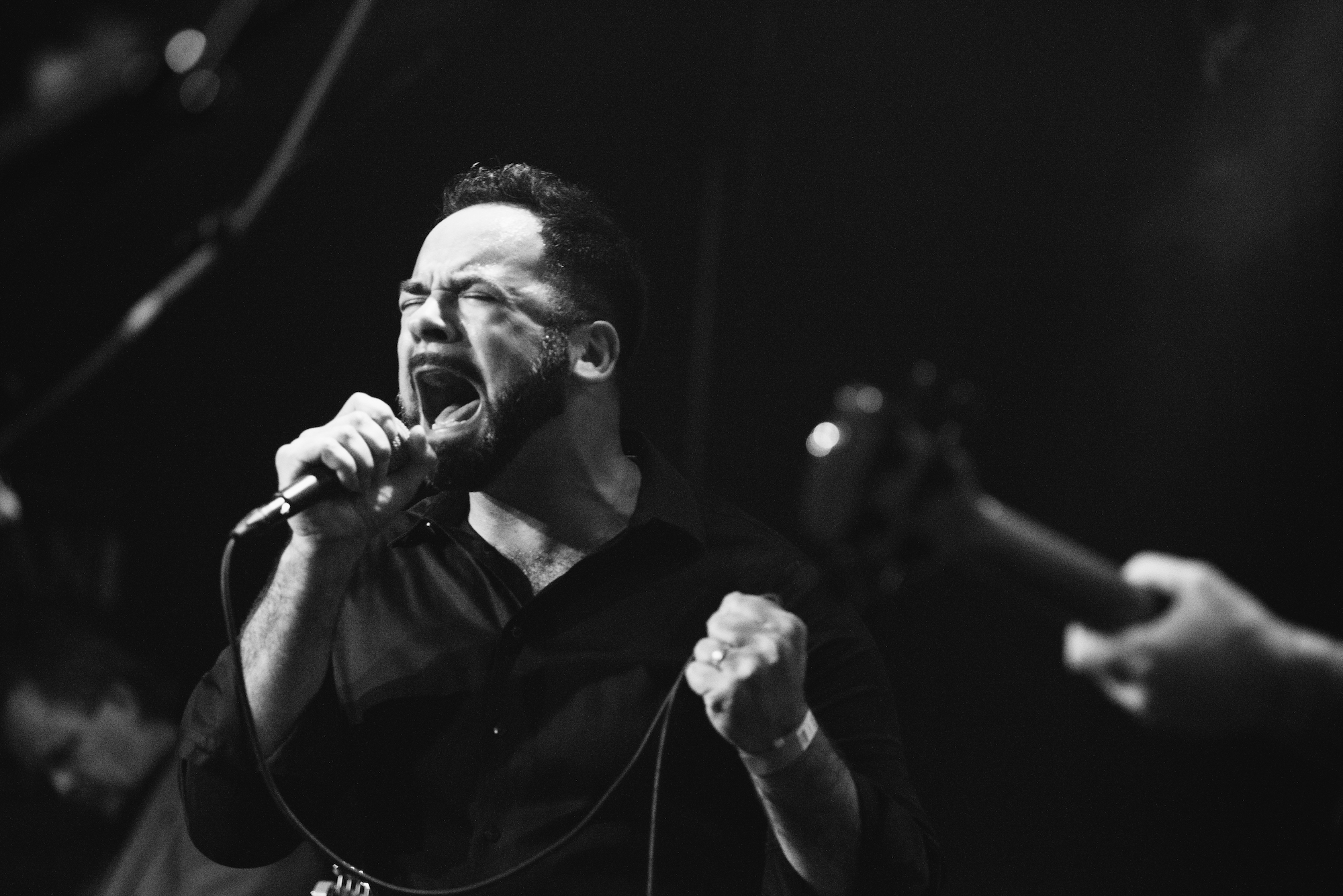 The lead singer of Hostile Witness (Case Knowlson; Norton Rose Fulbright) puts his soul into it at Law Rocks Los Angeles. The band rocked the Whisky to benefit United Cerebral Palsy of Los Angeles, Ventura, and Santa Barbara Counties.