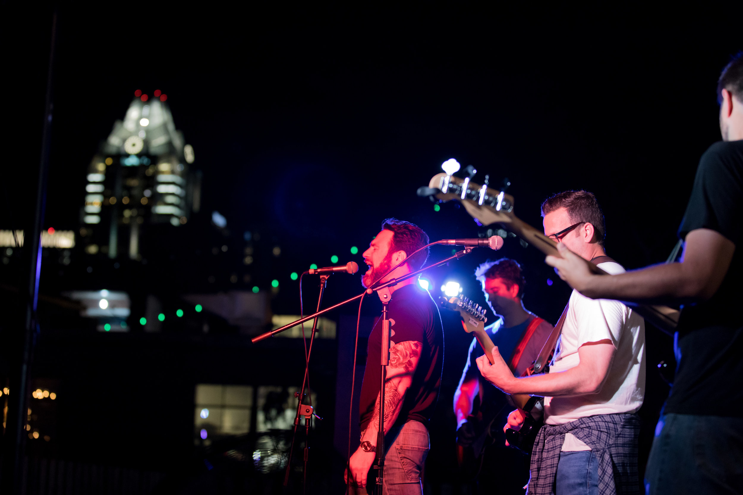Thursday 18 May 2017, the Second Annual Law Rocks Austin at The Gatsby