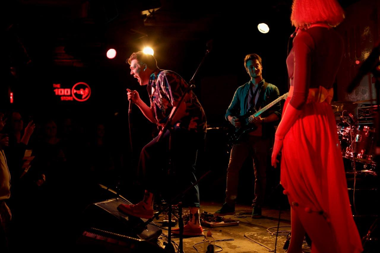 Thursday 16 March 2017, Law Rocks! London - Six of the Best at The 100 Club