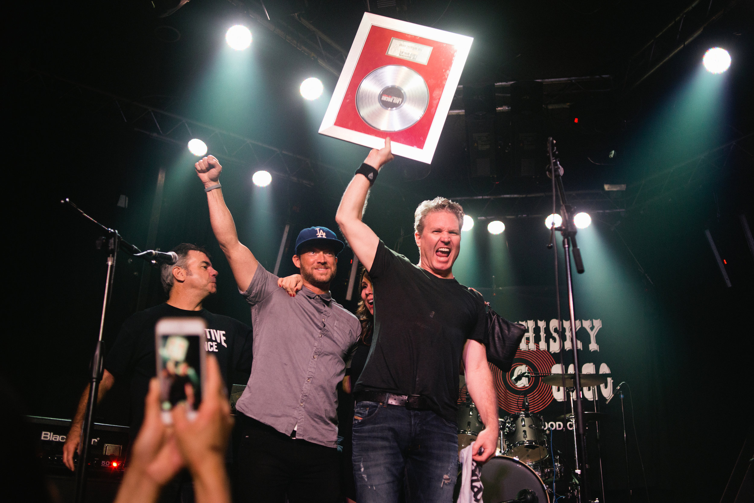 Saturday 25 March 2017, the Sixth Annual Law Rocks Los Angeles at the Whisky a Go Go