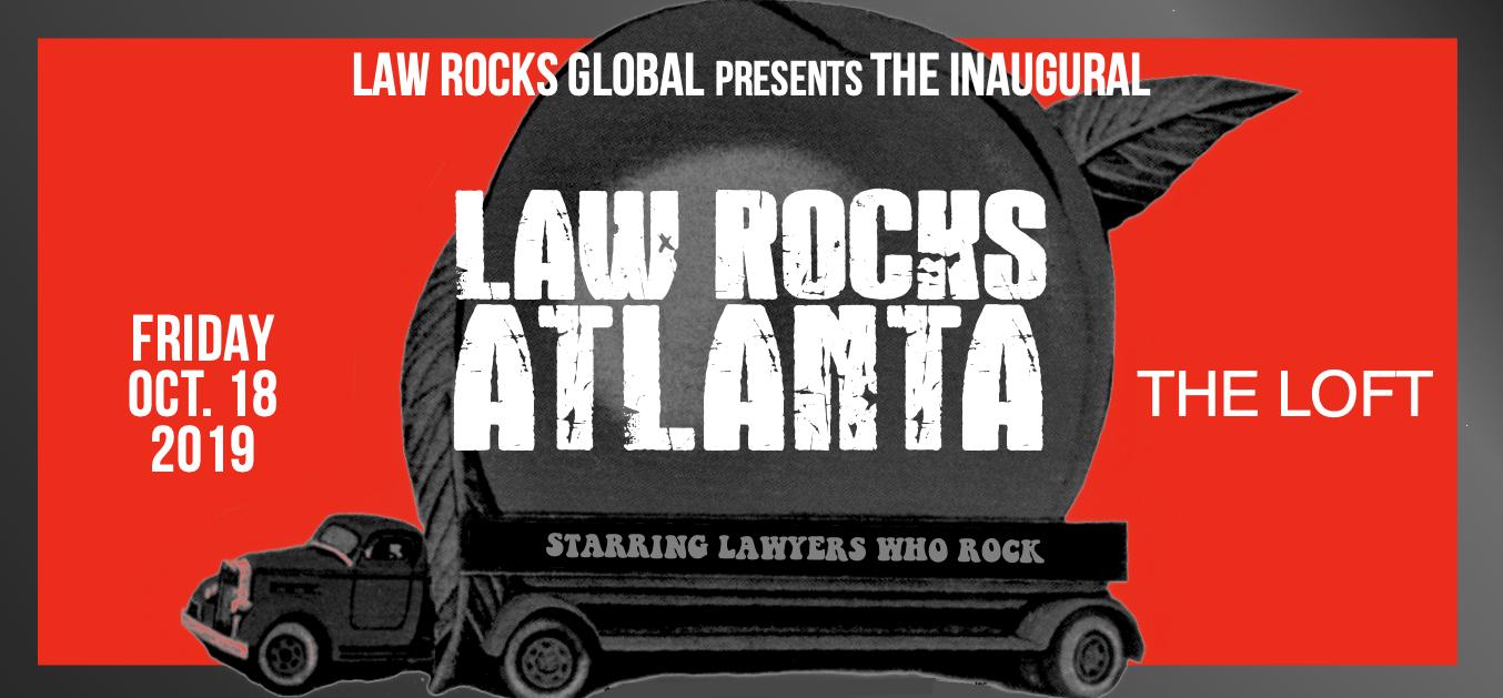 Law Rocks Atlanta