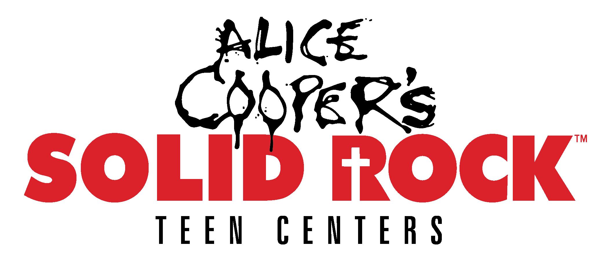 Alice Coopers Solid Rock Teen Center - Cross - PNG.png