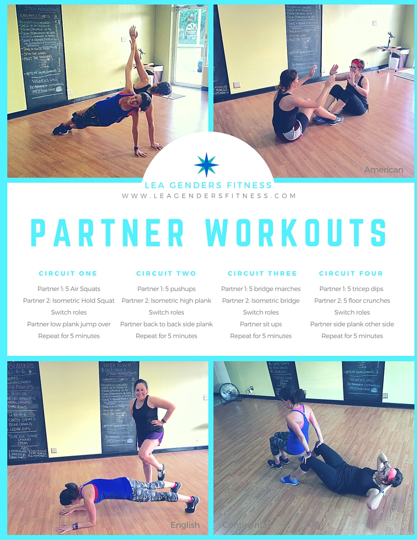 Partner Workout
