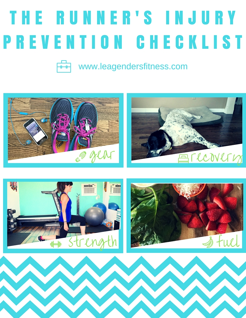 download the injury prevention checklist