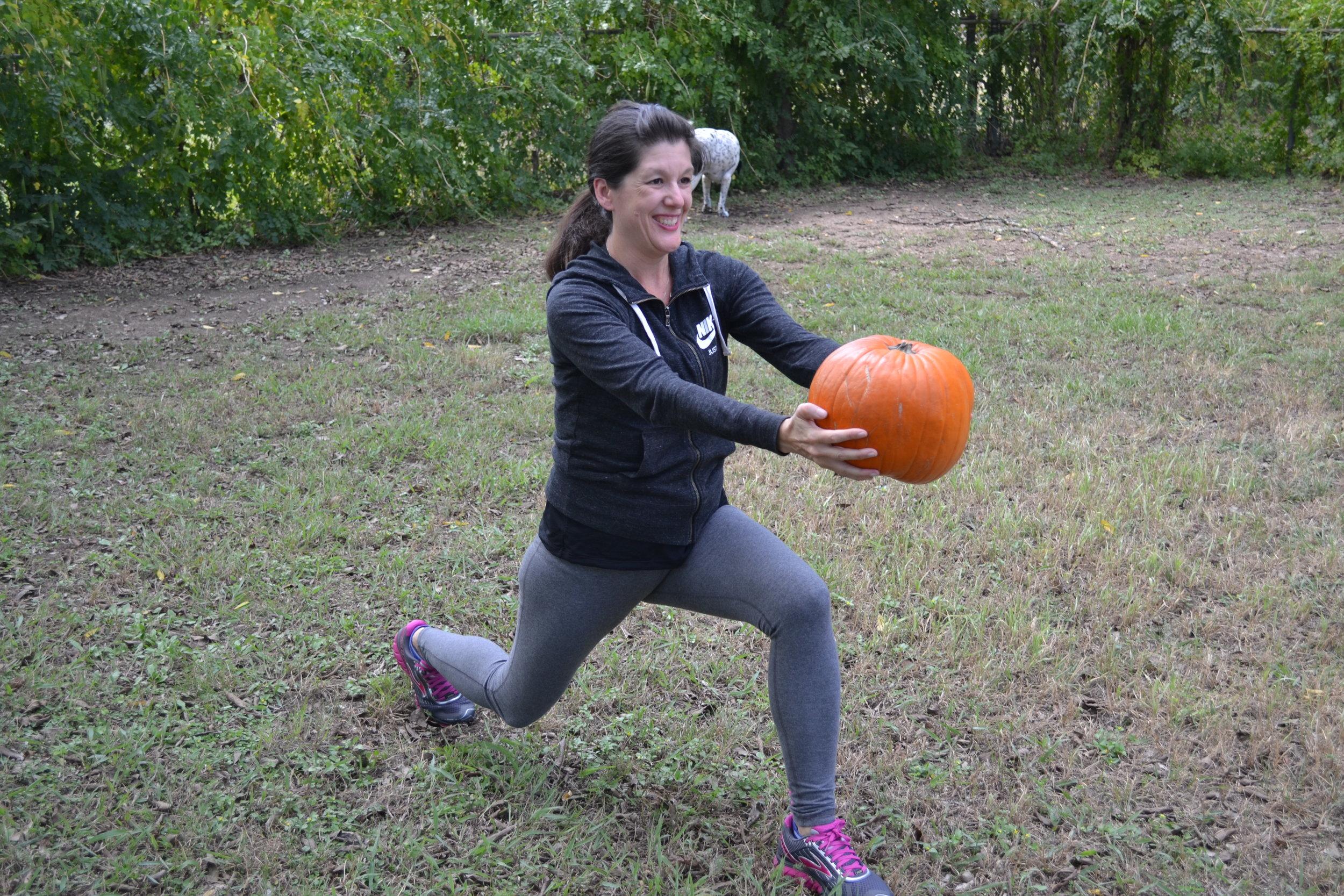 The Great Pumpkin Workout
