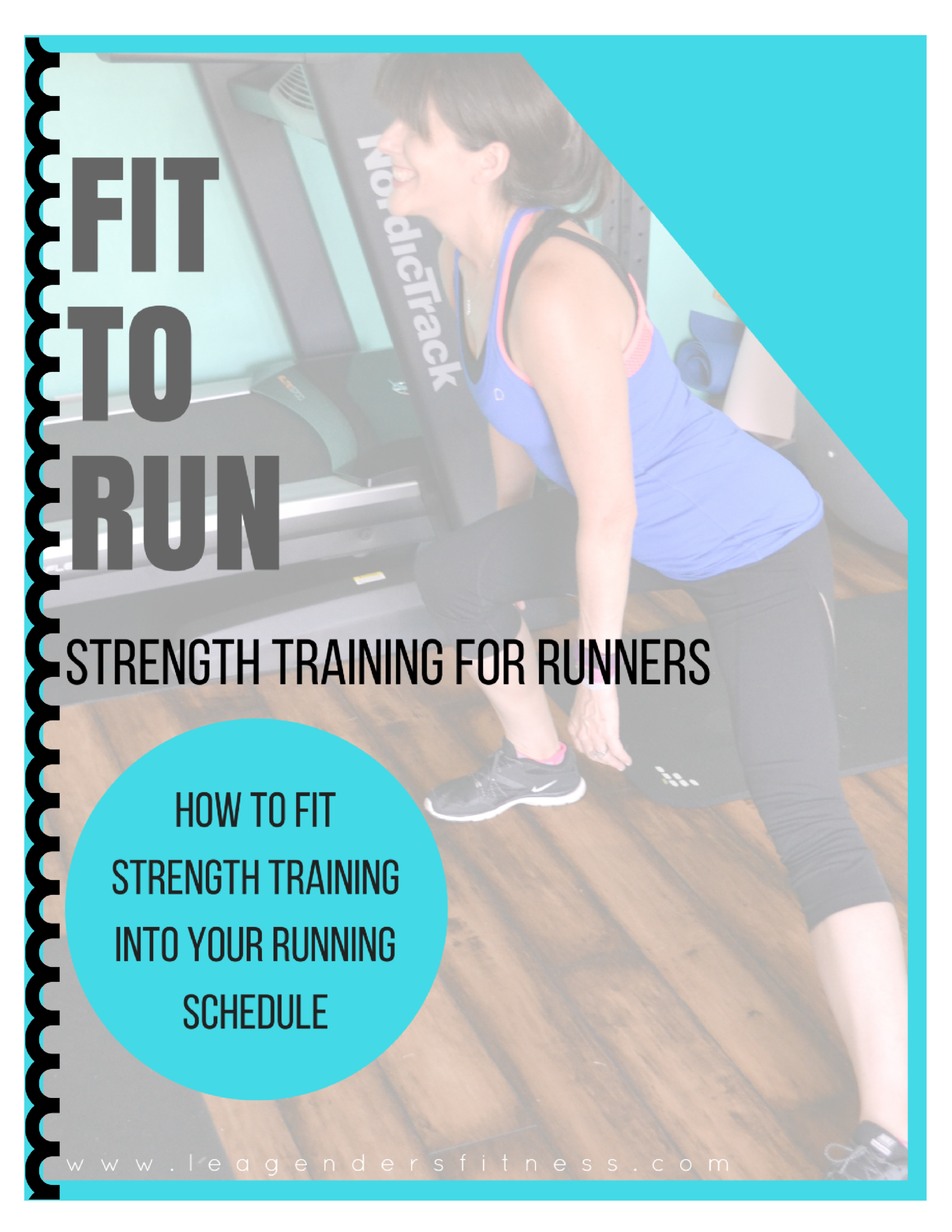 Download free printable PDF Fit to Run: strength training for runners