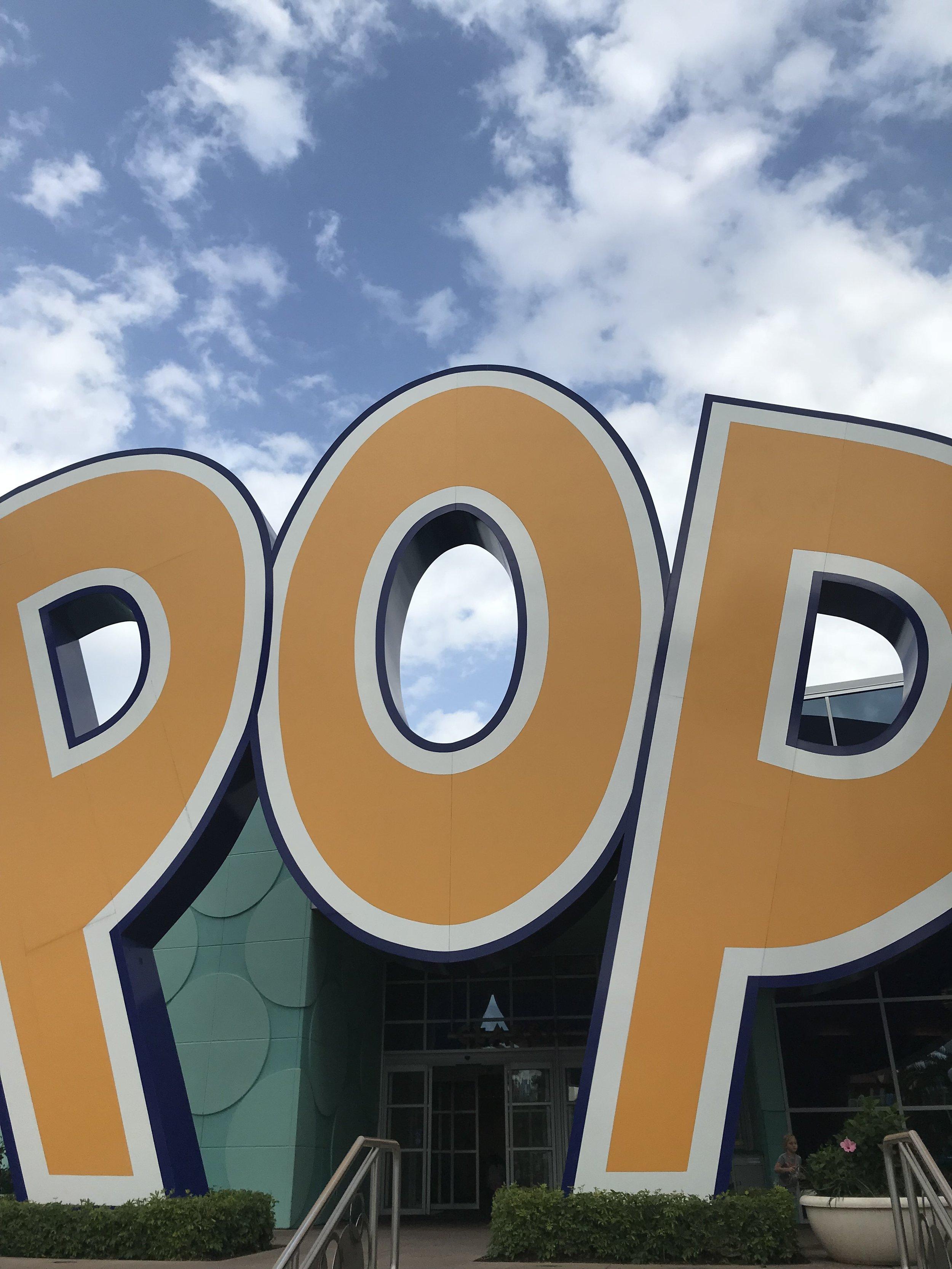 pop century resort
