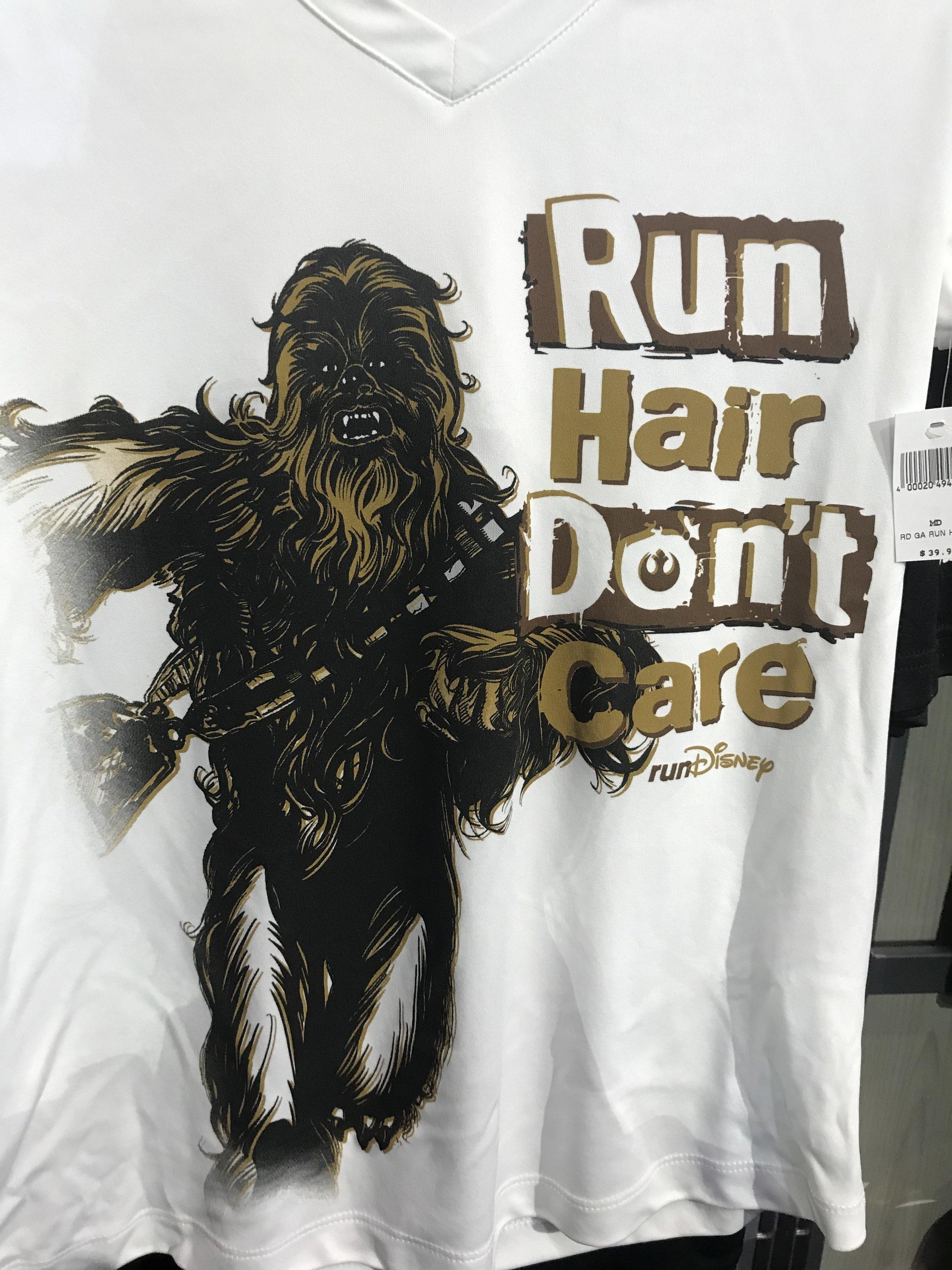 Run Hair Don't Care