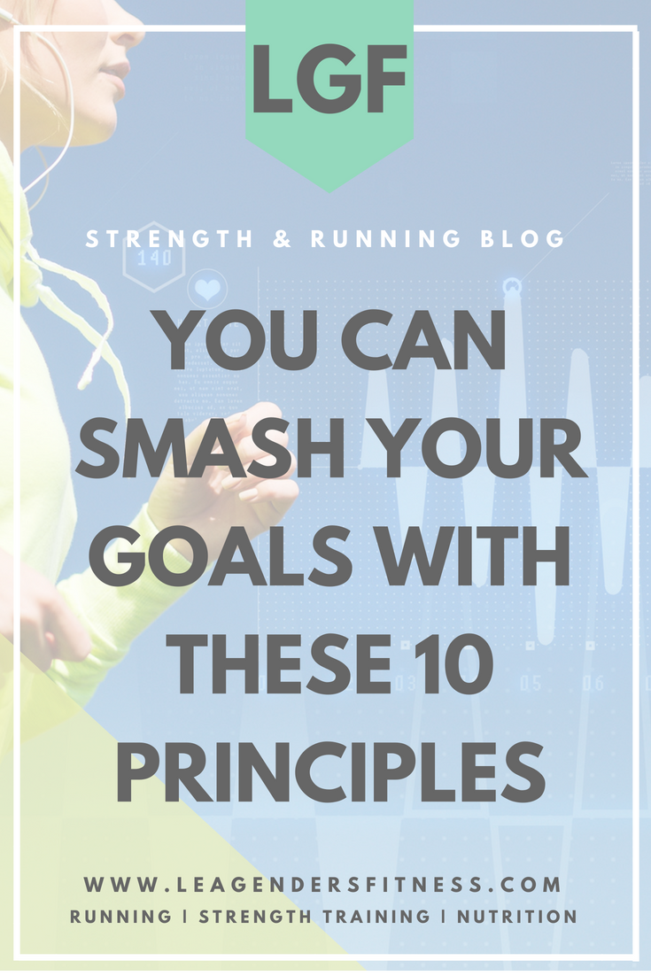 you can smash your goals with these 10 principles. save to your favorite Pinterest board for later.