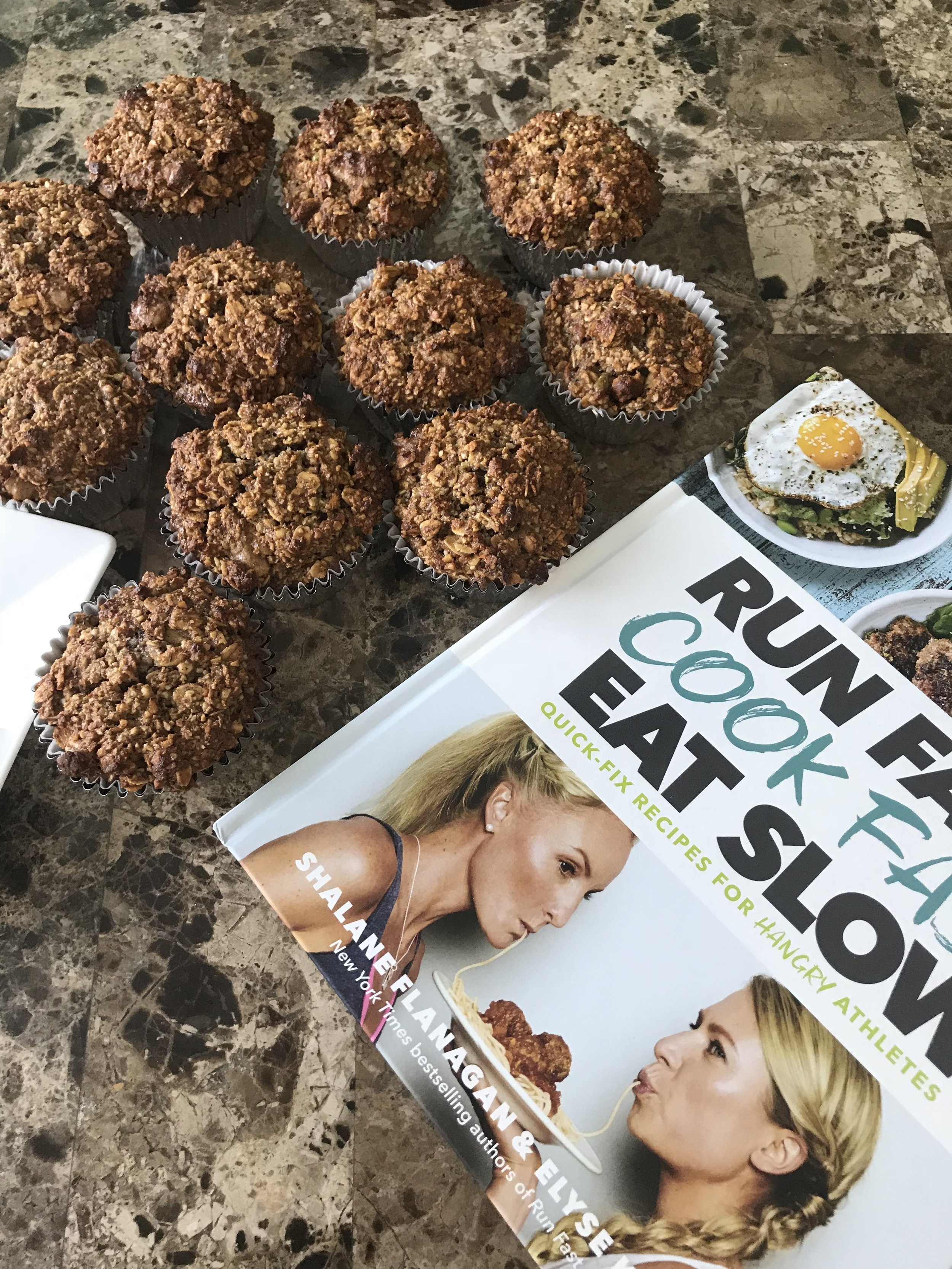 RUN FAST. COOK FAST. EAT SLOW. Superhero muffins recipe. Save to your favorite Pinterest board for later.
