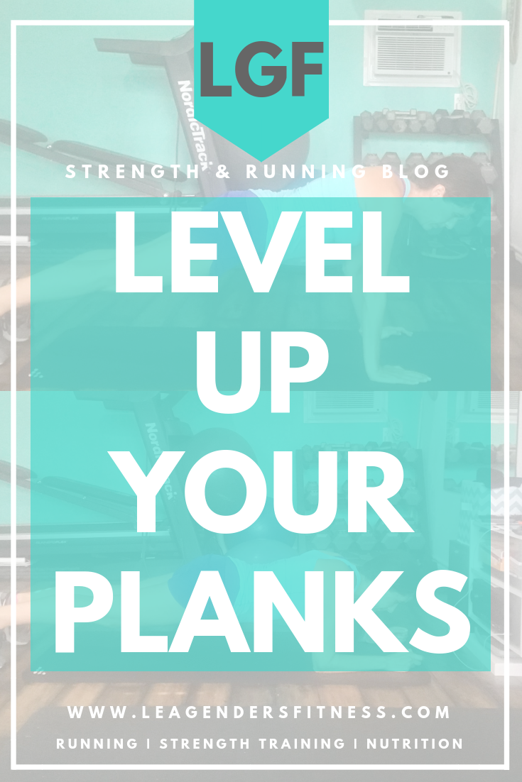 level up your planks. save to your favorite Pinterest board for later.