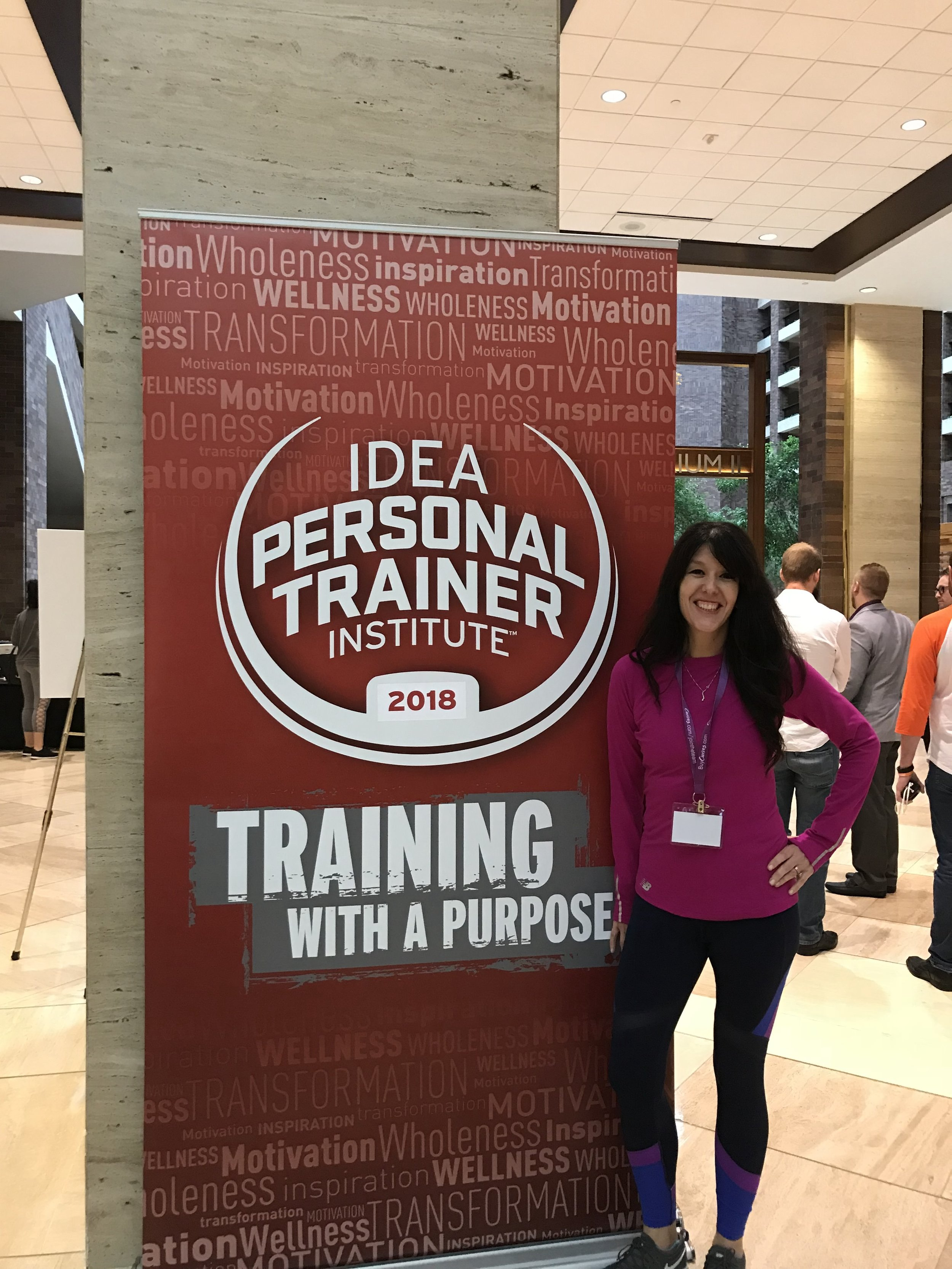 personal trainer's institute south