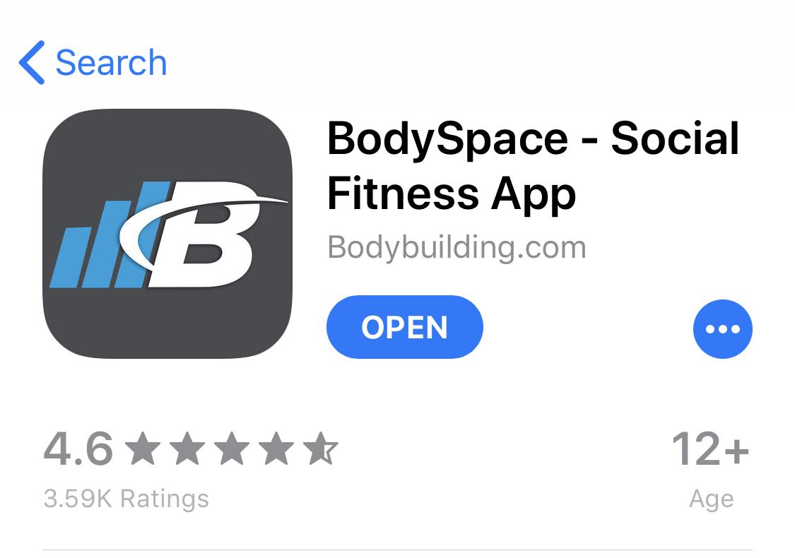 BodySpace review