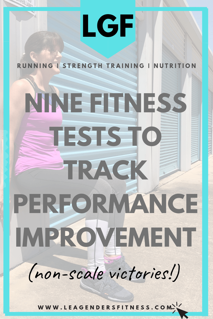 Nine Fitness Tests To Track Performance Improvement. Save to your favorite Pinterest board to share.