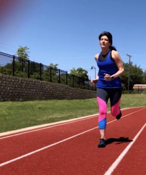 running for performance