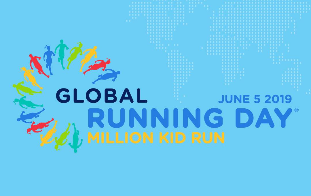 Global Running Day in Fort Worth, TX