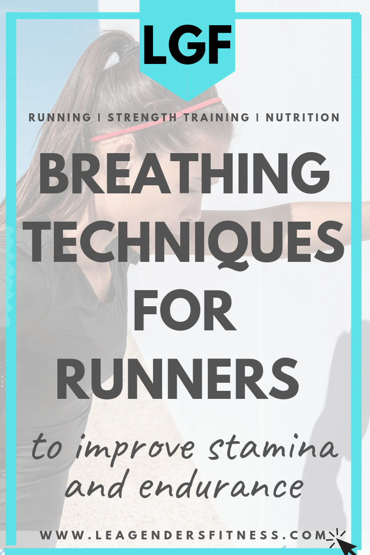 Breathing techniques for runners. Save to Pinterest to share or to save for later.