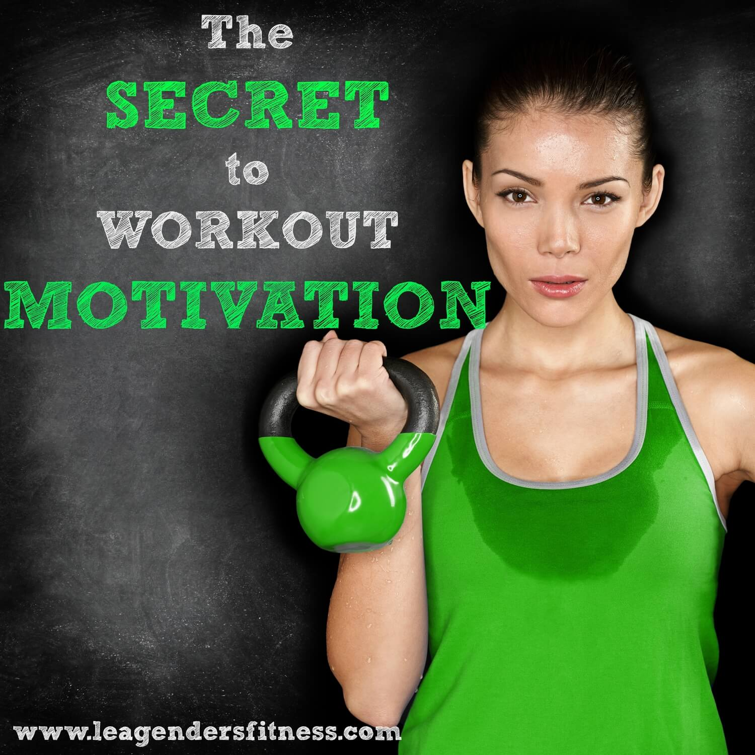 The Secret To Work Out Motivation
