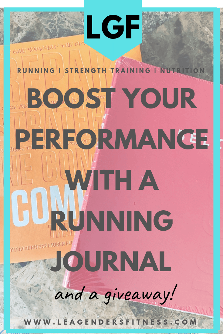 boost your performance with a running journal. save to your favorite Pinterest board to read later or to share!