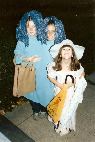 Flashback Friday: Halloween circa 1979 or 1980
