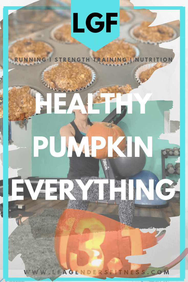 Healthy Pumpkin Everything! Save to your favorite Pinterest board to share or read later.