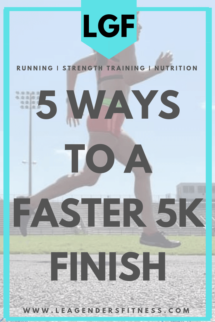 Five ways to faster 5K. Save to your favorite Pinterest board to share or save later.