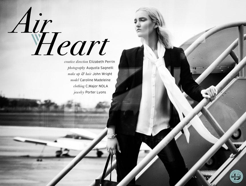 EDITORIAL: AIR HEART