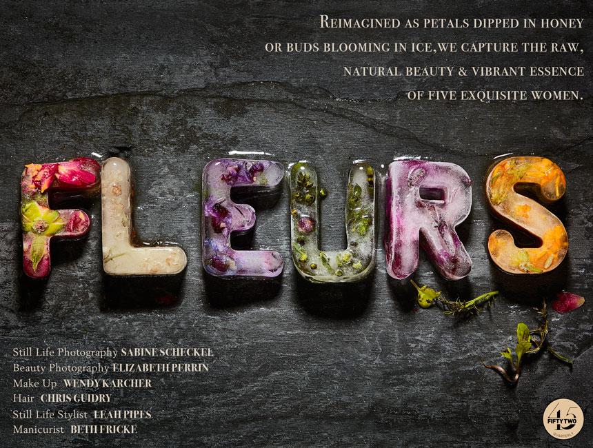 EDITORIAL: FLEURS