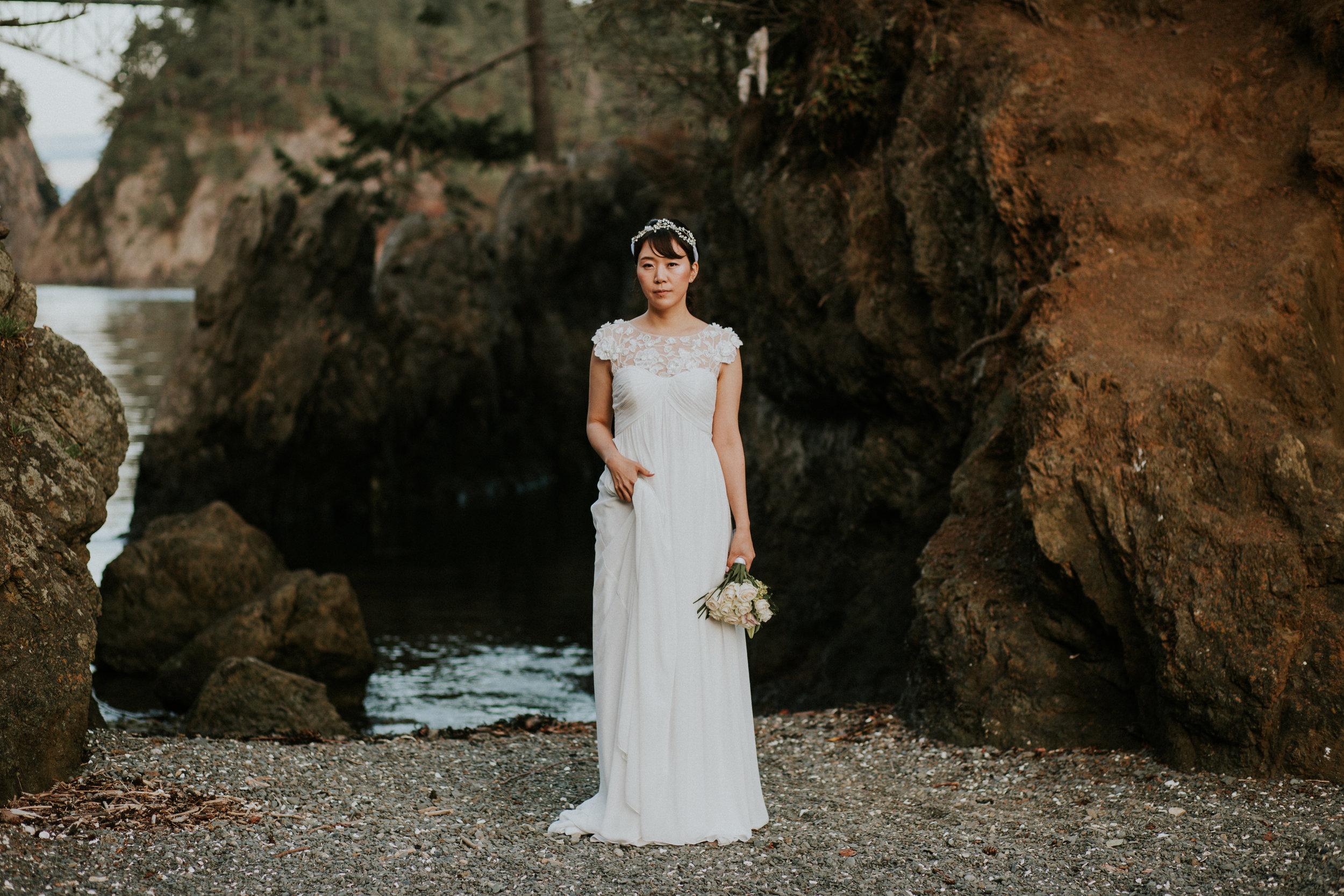 bride details wedding photographer seattle