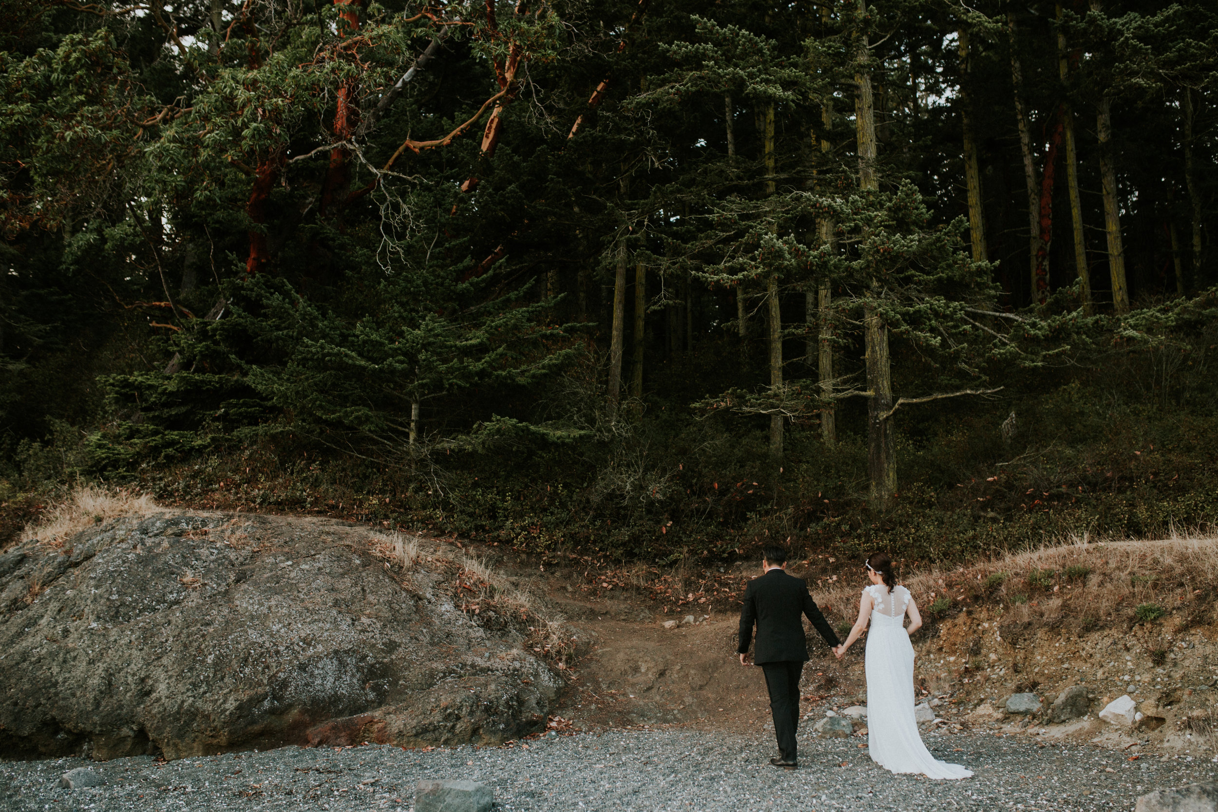 nature engagement and wedding photography