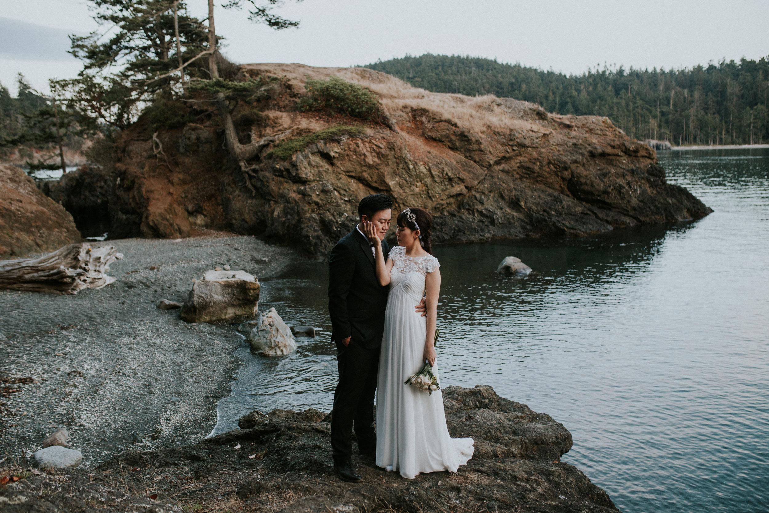 destination wedding photography in Seattle