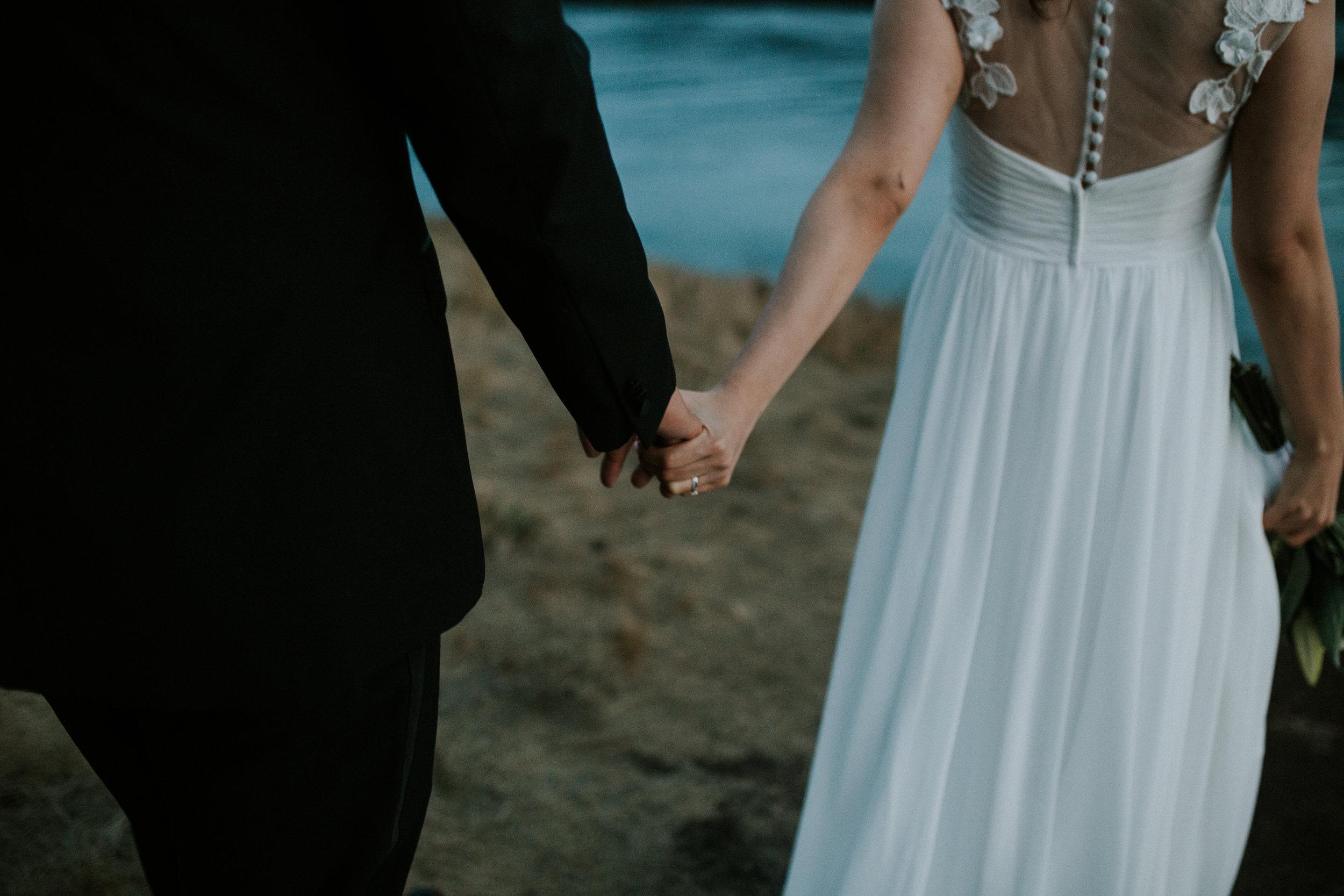 wedding walk seattle deception pass