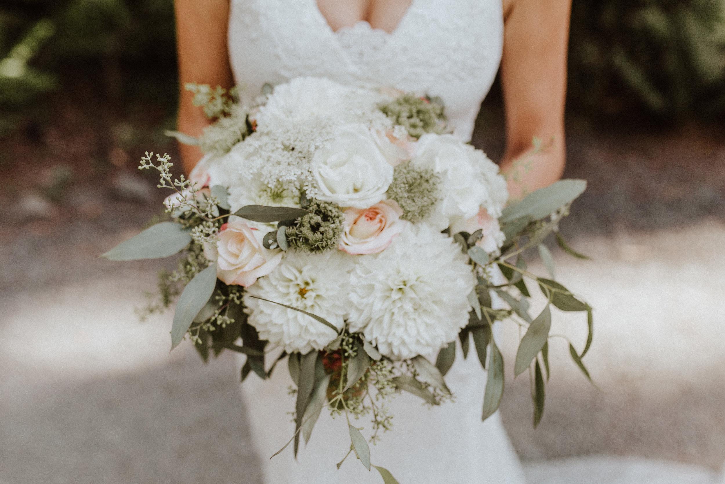 wedding bouquet seattle