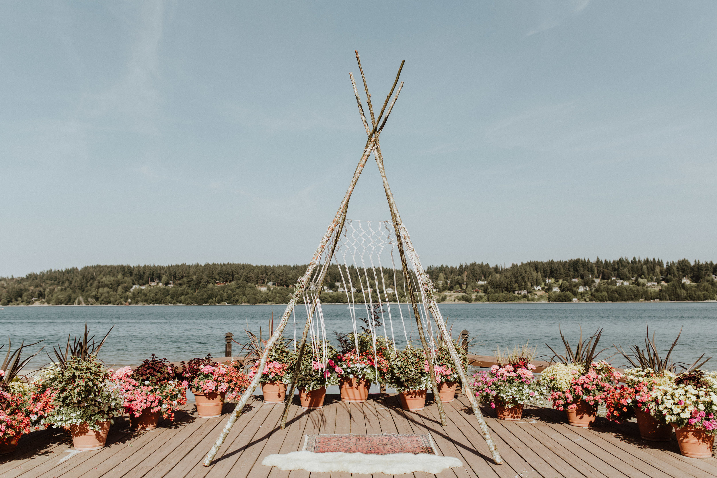 wedding venue kiana lodge