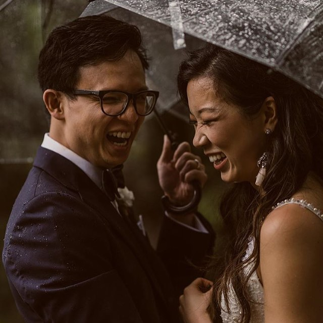 """We are back in the office for 2018. Thanks to all our wonderful clients from 2017 including Montana & Sang who gave us this lovely review.. """"Laura and Corey, you made our day! Thank you for always being available in the lead up to discuss any detail, and when the forecast for the wedding day looked gloomy, you helped us put a cheery spin on it and make it the best wet wedding possible. Your help on the day was so seamless. Some people say good wedding coordinators blend into the background but you are both such lovely people to be around that we wished there was even more time to chat with you on the night! Thank you so much again and we would recommend you to anyone wanting a reliable and fun-loving, husband and wife team!"""" #weddingplanner #weddingcoordinator #weddingcoordination #eventmanagement #weddingday #wetwedding #wetweatherplan #elleandsea @forevermoreweddings  photo @toddhuntermcgaw"""