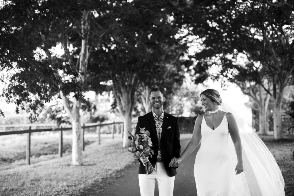 Liz & Sam | Riverwood Estate  Photo: Kristina Wild