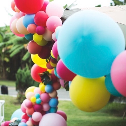 As we start 2019 #happynewyear we thought it a good opportunity to look back at the amazing colour our couples of 2018 allowed us to work with. So much fun! #weddingplanner #weddingplanning #wedding #goldcoastwedding #goldcoastweddingplanner #weddingcoordinator #weddingstylist #elleandsea @bangbangballoons @goldcoast_tipis @kristinawild_ @hamptoneventhire @riverwoodweddings @forgetmenotweddings @hartandflowers