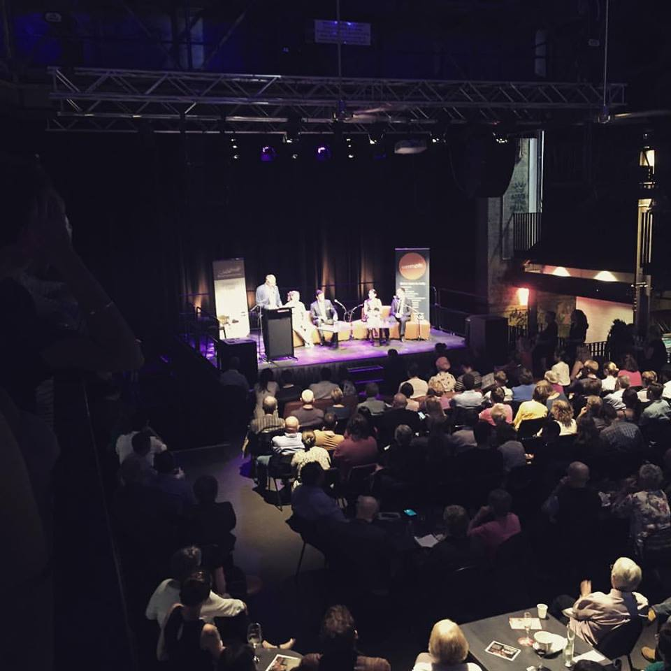 Our look at 'Politics in the Pub' at the Brisbane Powerhouse