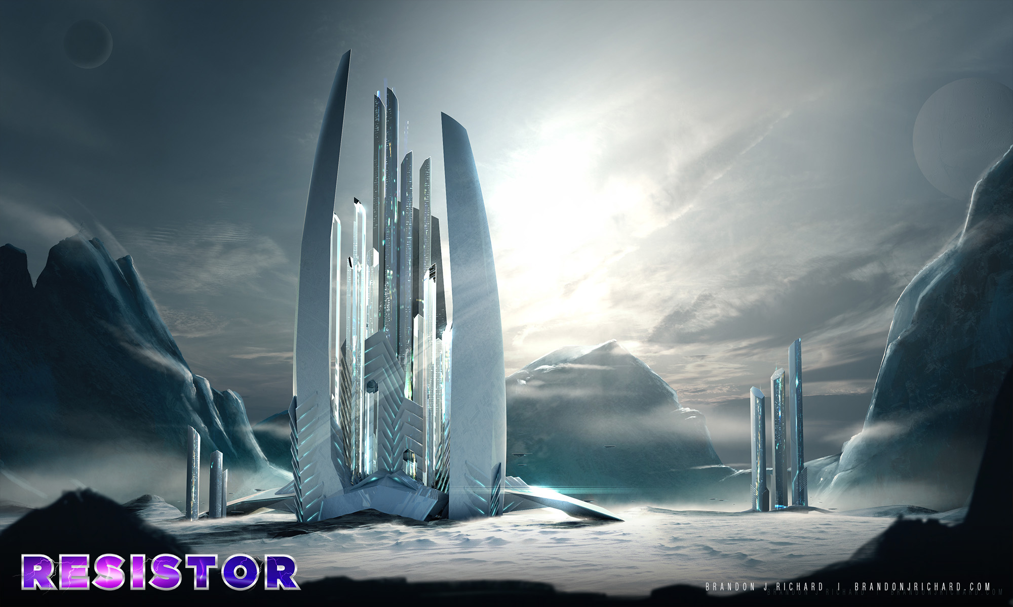 Resistor Ice World Brandon J Richard.jpg