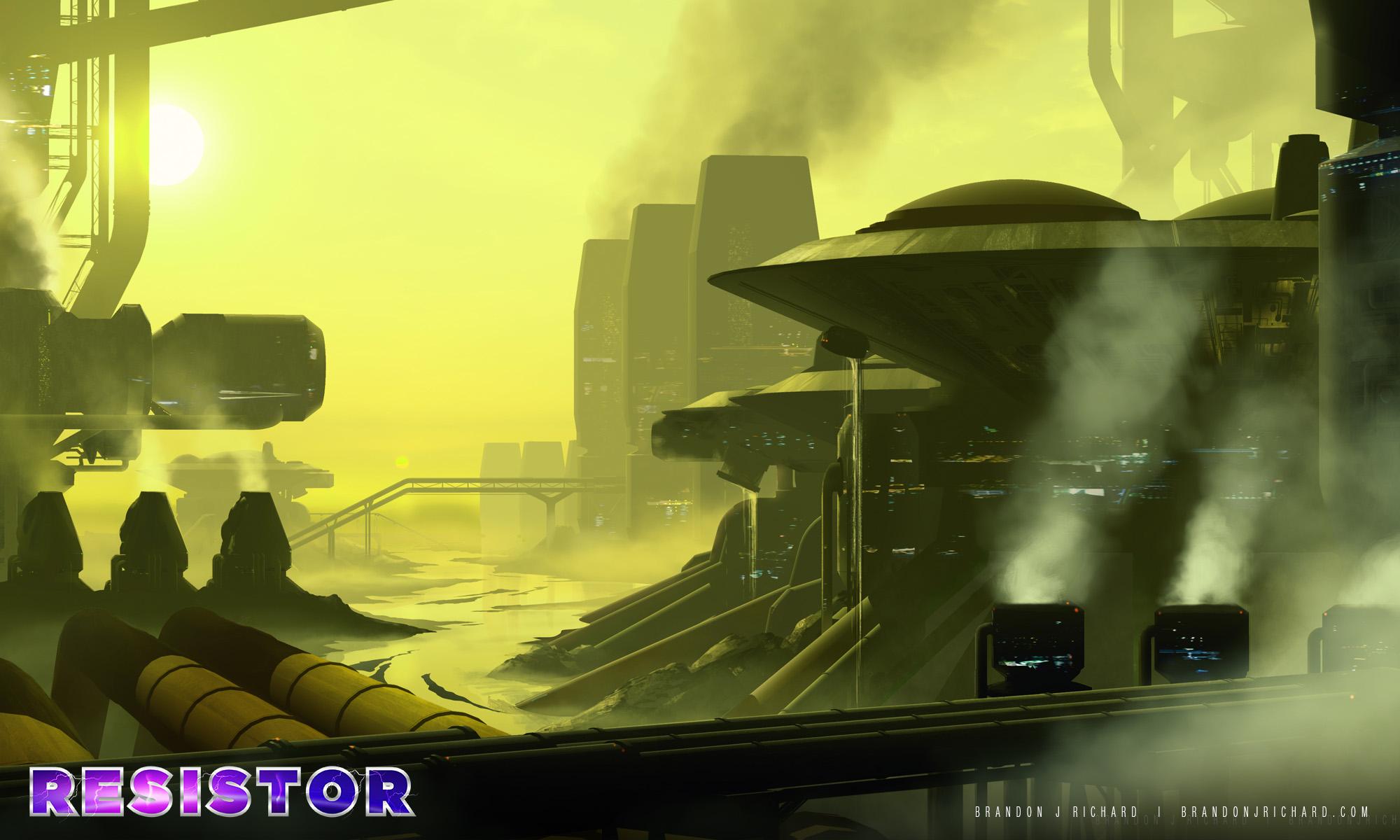 Resistor Toxic Wasteland Brandon J Richard.jpg