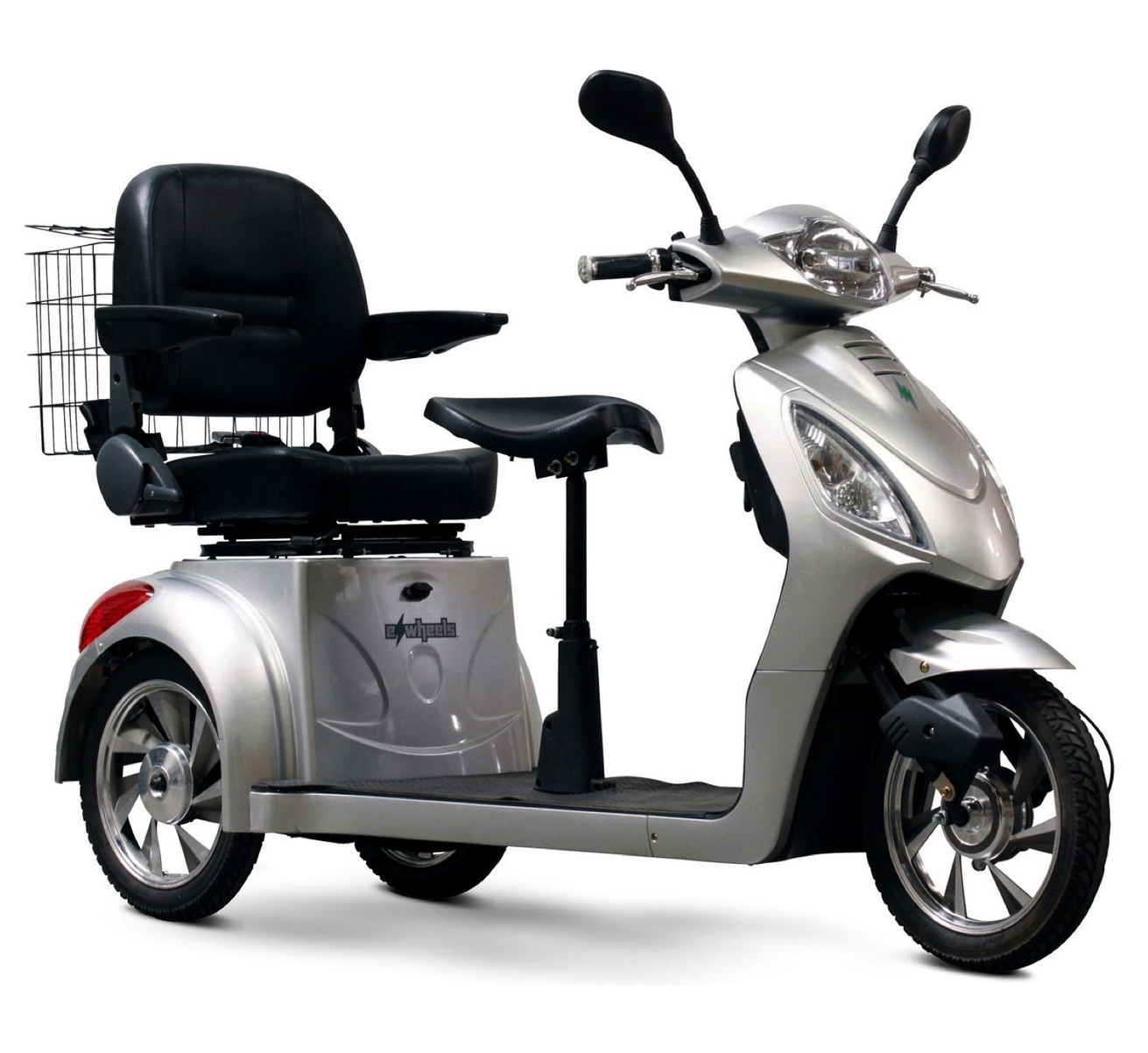 The EW 66 Tandem Scooter     Click for more information