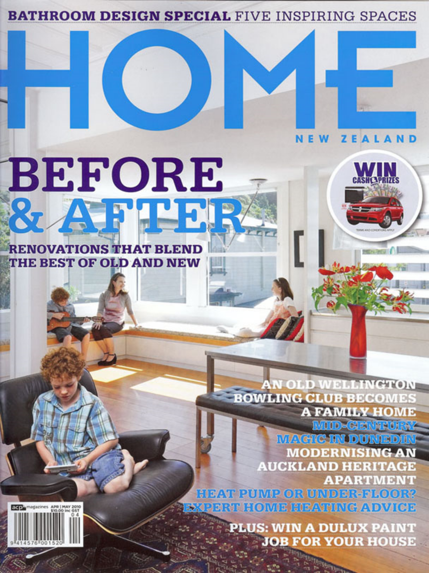 Home Magazine April/May 2010
