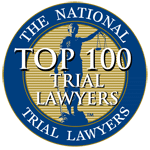 Top 100 Criminal Defense Trial Lawyer Award