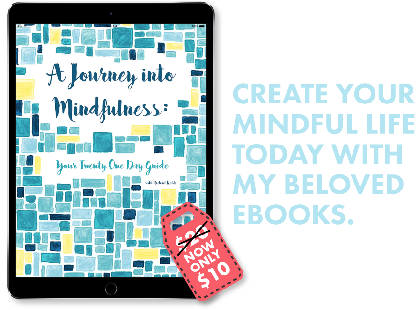 Rachael Kable Mindfulness Ebook